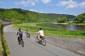 Cykelferie med familien