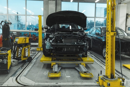 Lån til reparation af bil